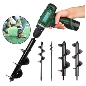 Auger Spiral Drill Bit Tools Garden Tools Plante Drill Auger Yard Gardening Bedding Planting Hole Digger Tool Agricultural Tool