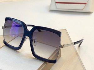 906 نظارات شمسية نسائية مصمم الأزياء البيضاوي الكبير الصيف نمط مختلط لون الإطار أعلى جودة للأشعة فوق البنفسجية حماية عدسة تعال مع صندوق 2020 جودة عالية