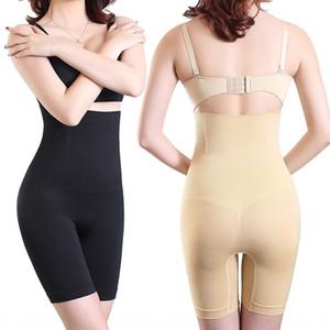 d8UJT Seamless alta da barriga da cintura Shaping boxers calças de segurança Segurança boxer pós-parto barriga boxer anti-exposição macio alongou-shaping corpo p