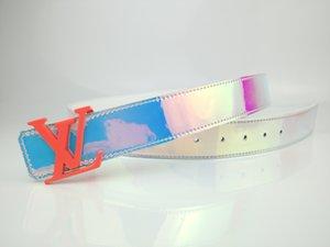 2020 high quality men's and women's fashion belt casual versatile simple belt South Korean retro sleek buckle denim belt, welcome to buy