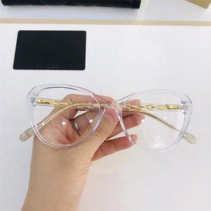2020 gafas súper bonitas mujeres mariposa / pequeño cristal de cateye fullrim CH8047 Pierna de marco para 54-17-145 Prescripción completa Vagas nuevas Wokm