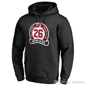 NHL NEW JERSEY DEVILS HOCKEY hoodies Nico Hischier Taylor Hall Martin Brodeur Cory Schneider Travis Zajac hoodie sweatshirts