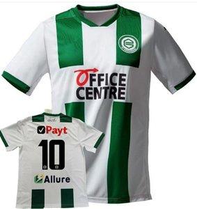 2020 2021 FC Groningen Soccer Jerseys Groningen ROBBEN 20 21 home away football shirt S-2XL