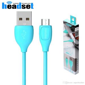 Remax USB cabo de carregamento rápido de dados cabo de sincronização para Samsung Android com pacote de varejo