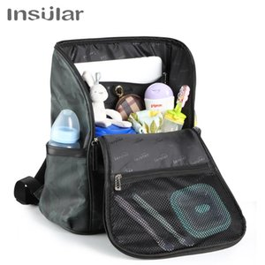 Backpacks For mummy Daddy Diaper Bag Baby Care for Daddy Mummy Nursing Bag Large Storage Travel Backpack Stroller Nappy