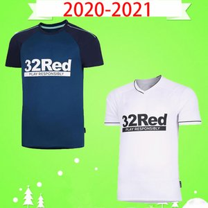 20/21 Derby County Football Club maglie di calcio 2020 Casa lontano WISDOM Waghorn MARTIN Calcio camice uniformi HAMER ROONEY calcio