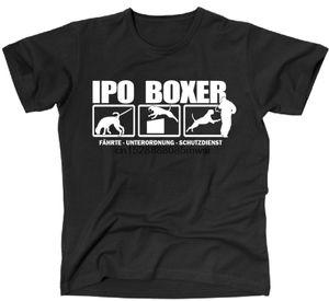Newest 2020 Men T-Shirt Fashion Fashion T-Shirt Men Clothing Hunde Ipo Boxer Hundesport O-Neck Sunlight Men T-Shirt