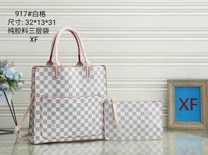 2020 mujeres de la marca de lujo de diseño de moda los bolsos del bolso de compras de Nueva bolsos de la señora del bolso del bolso crossbody nueva geometría paquete de rejilla 917