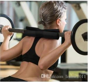 Poids de levage Protection épaule Haltérophilie Barbell Squat Soutien Pad Tirez Gym Fitness mousse de protection 3 couleurs