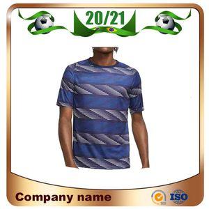 20 21 HIGUAIN Training Soccer jersey 2020 KANTE WILLIAN GIROUD PULISIC training Shirt Short sleeve Football training uniform