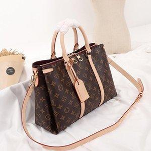 Drop Ship Vintage Womens Bags Fashion Design Leather Ladies Bucket Bag Style Pocket Vintage Handbag Shoulder Crossbody Large Capacity Bags