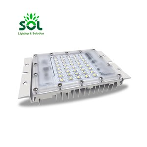 LED Light Engine Retrofit AC LED Module With Lens 25W To 35W IP67 waterproof For Street Light