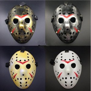 Jason Voorhees Friday the 13th Horror Movie Hockey Mask Scary Halloween Mask