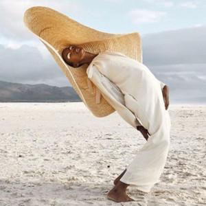 Fashion Big Anti-uv Sun Protection Folding Cap Women summer Straw Hat brim wide Beach B4 Y200716