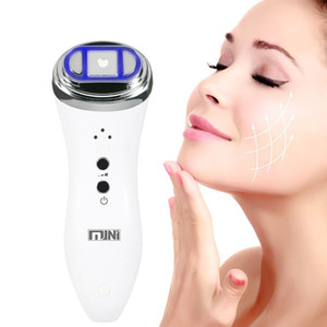 الشعبية المناهضة سن عالية الكثافة HIFU الموجات فوق الصوتية آلة شد الوجه شد الجلد جهاز الجمال للاستخدام المنزلي