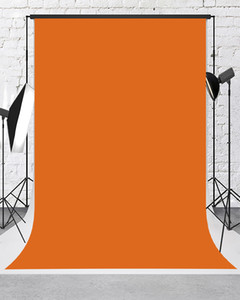 Kate Orange Solid Color Photography Backdrops Abstract Texture Portrait Background Newborn Baby Shower Birthday Party Decoration Backdrop