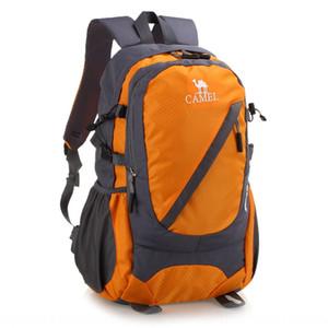 TnnZs auto-produzido acampamento ao ar livre curso à prova de água Montanhismo exterior mochila de alpinismo impermeável bac Travel Bag auto-produzido