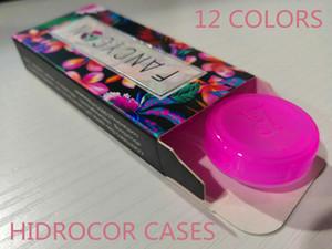스티커 / 12colors / 클래식 콘택트 렌즈 상자 / 연락처 패키지 / DHL 무료 배송의 경우 / HIDROCOR 상자를 contactlens