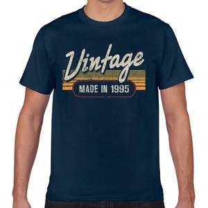 Tops T-shirt de cru des hommes en 1995 fait Kawaii Geek Inscriptions courtes Homme T-shirt XXX