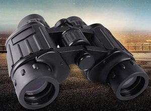 8x40 baixa de visão noturna luz binóculos binóculos de alta ampliação HD