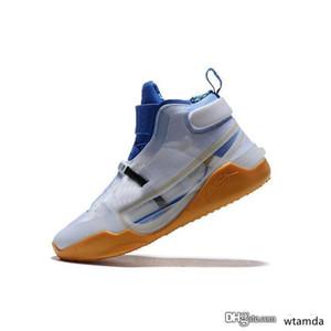 Nouvelle KB12 de Bryants ZK ad nxt ff chaussures de basket-ball à vendre Reine Gris Blanc Bleu héros de Noël lebron baskets James 17 tennis avec boîte