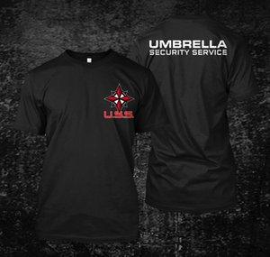 Uss Umbrella Security Service Corp Men'S Black T-Shirt Tee Brand 2020 Male Short Sleeve Sleeve Tee Shirt