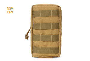 Tactical Vest Accessory Bag Molle Utility Pack Hunting Nylon Waist Fanny Pack Medical Bags Pouch