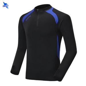 NEW Kids Boys Mens Quick Dry Training Sweatshirt Long Sleeve Football Tracksuit Sportswear Fitness Running Shirt Soccer Jerseys