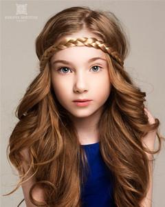 2020high quality hot-selling fashion designer hair band elastic twist braid wig designer headband free shipping