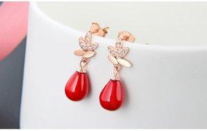 Mixed oder top quality women's S925 sterling silver pearl drop earrings silver pearl earring silver post earrings ear drops DDS3542