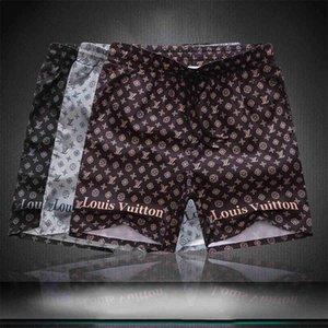 Men's Medusa Shorts Designer New Men's Summer Fashion Beach Pants Shark Printed Cotton High Quality Shorts