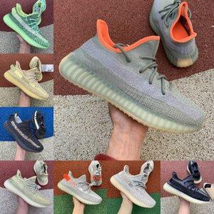 Yeezy 350v2 Yüksek Kaliteli 2020 Erkek Kadın Yeehu Yecheil Yeezreel cüruf Adaçayı Desert Toprak Zebra İsrafil Oreo Keten Kükürt Moda Sneakers Ayakkabı Koşu