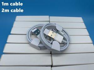 DHL 100pcs 7 generazioni OEM di alta qualità 1m 3ft 2m USB del telefono di sincronizzazione di dati cavo di ricarica con l'imballaggio al dettaglio NUOVO