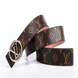 NEW Fashion Designers Letter belt leather woman Belts for Mens women strap Jeans Lady luxurybeltMCMJeans waist belt