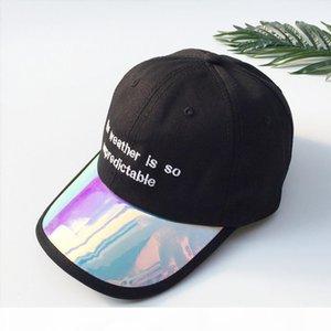 Chaozhou baseball cap Korean version of radium hat eaves sunshade hat men and women Street fashionable duck tongue