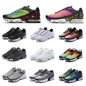 hommes femmes chaussures tn plus 3 chaussures de course sport en plein air Hyper Violet parachute sport 36-45