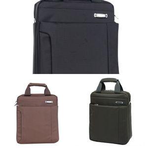 OL Dizüstü Bagcomputer çantası bilgisayar bagflat s gidip QCr5r Su geçirmez naylon kumaş 13 inçlik dizüstü omuz haberci çantası dikey evrak çantası