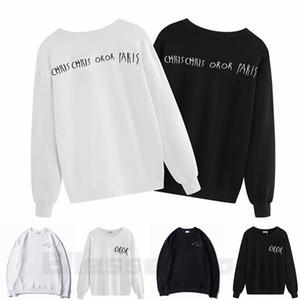 20ss del diseñador del Mens sudaderas con capucha de moda otoño invierno del hombre de manga larga para mujer camiseta básica Ropa Sudadera con capucha Homme