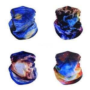 Новый пыле защитный шарф защищает Голову лицо шея мужских Волшебной трубку шарф Подходит для фитнеса Бег Wrist Strap H # 669 # 873