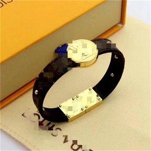 kk bracelet cadeau Parti Top femmes design de luxe de qualité Marque hommesbijoux Bracelet anniversaire louis vuitton boîte-cadeau