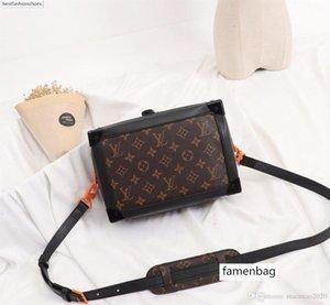 Designer sacs fourre-tout de luxe vente Enveloppe haute Messenger marque Sac bandoulière en cuir M44427 size25x17x9.5CM