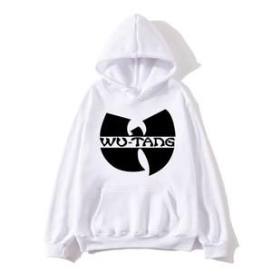 Estilo clássico camisola de Inverno 5 Estilo Sportswear Hip Hop Jaqueta de atacado-Wutang Clã Hoodie Men Vestuário entrega rápida ePacket