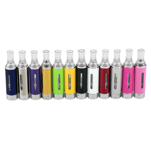 MT3 Atomizer 2.4ml eVod BCC MT3 Electronic Cigarette rebuildable bottom coil Clearomizer tank for EGO EVOD battery E Cigarette DHL free