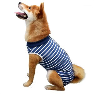 Puppy Medical Care Suit Clothing and After Surgery Wear Anti Licking Wounds Help Post Operative Healing Dog Recovery Suit