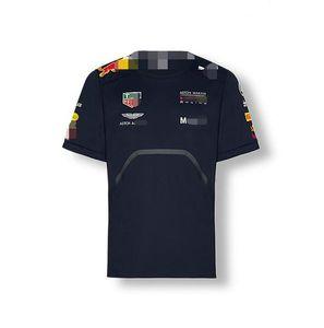 Fórmula F1 Verão 2020-venda quente camisa lapela Polo Top Off-road motociclismo terno mountain bike downhill poliéster terno de secagem rápida
