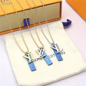 New fashion necklace shop limited edition designer men and women style cool and beautiful