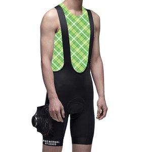 Bretelle ciclismo homem Yüksek kaliteli Danimarka yanlısı ekip yaz önlük şort 3D kesmesi Kayışı Çoklu cepler külot ciclismo hombre
