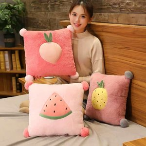 Cute pillow sofa living room back cushion pillow square pillow simple bedroom bedside waist office cushion