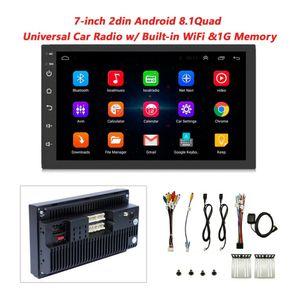 Freeshipping 2 GB RAM 32 GB ROM Android 8.1 Autoradio Multimedia Video Player Universal Auto Stereo GPS MAP Für Toyota Nissan Suzuki