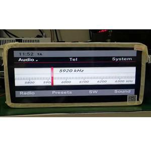 """10.25"""" Qualcomm Android 10 Navigation GPS auto Radio Bluetooth WiFi chef d'unité écran pour Mercedes Benz Classe C W205 S205 2014-2019"""